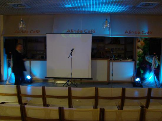 conference ALINEA