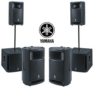 msr400 yamaha