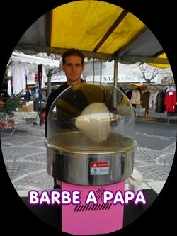 location machine a barbe a papa