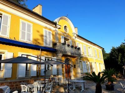 Chateau marysien traiteur restaurant mary sur marne dj mariage seine et marne 1