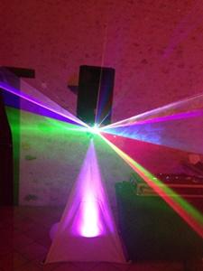 Laser dj maiage 1