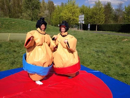 Location de sumo